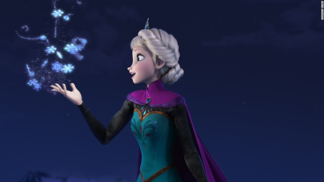 """Let It Go"" proved the runaway hit of the film. The song has been <a href=""http://www.youtube.com/watch?v=9yovT1NbUik"" target=""_blank"">dubbed into 43 languages.</a>"