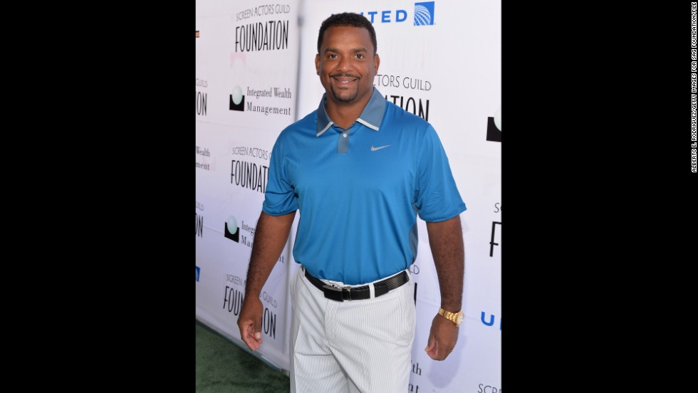 "Alfonso Ribeiro's signature move is ""The Carlton,"" but we don't blame him for wanting to branch out on ""Dancing With the Stars."" ""The Fresh Prince of Bel-Air"" alum is partnered with Witney Carson."