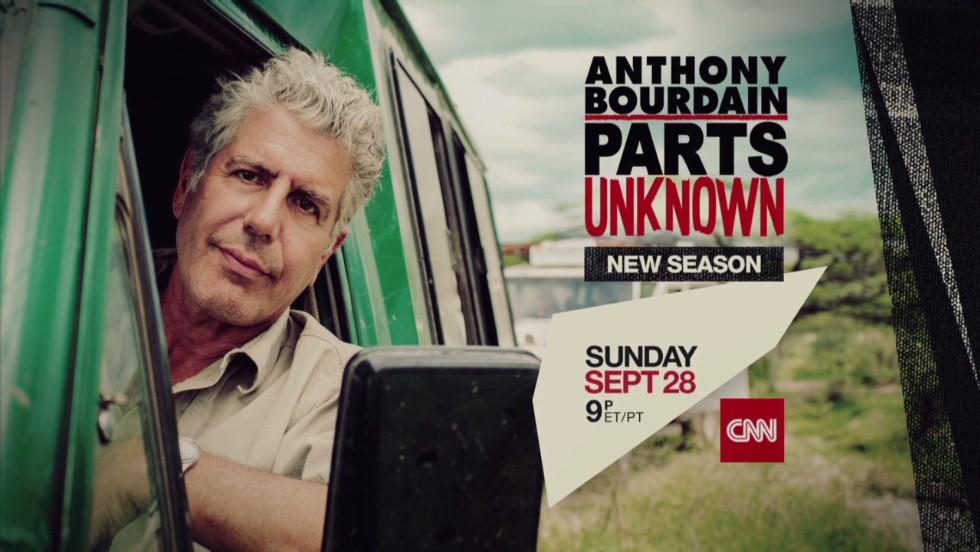 Anthony Bourdain Parts Unknown: Season 4 - CNN Video