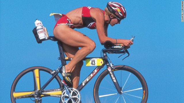 "Paula Newby-Fraser, widely known as ""the Queen of Kona,"" has won eight Ironman World Championships."
