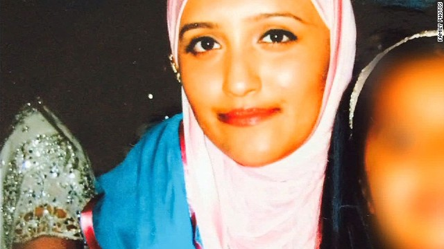 ISIS bride: 'I want to become a martyr'