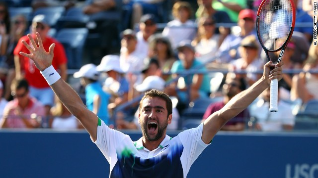 Cilic beats Nishikori in U.S. Open final