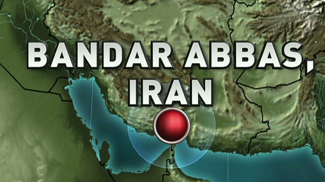 Plane with Americans lands in Iran
