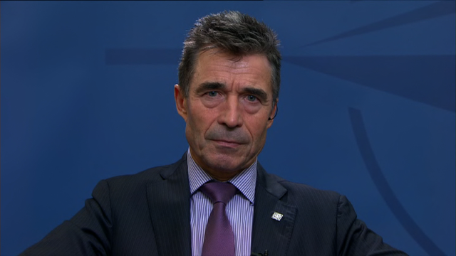 NATO chief on Ukraine, ISIS, Afghanistan