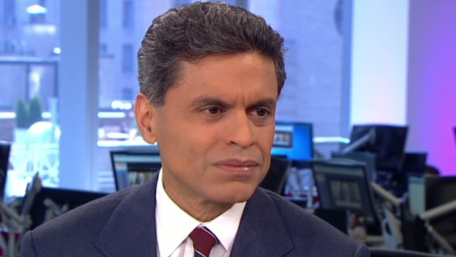Zakaria: U.S. playing into ISIS' game