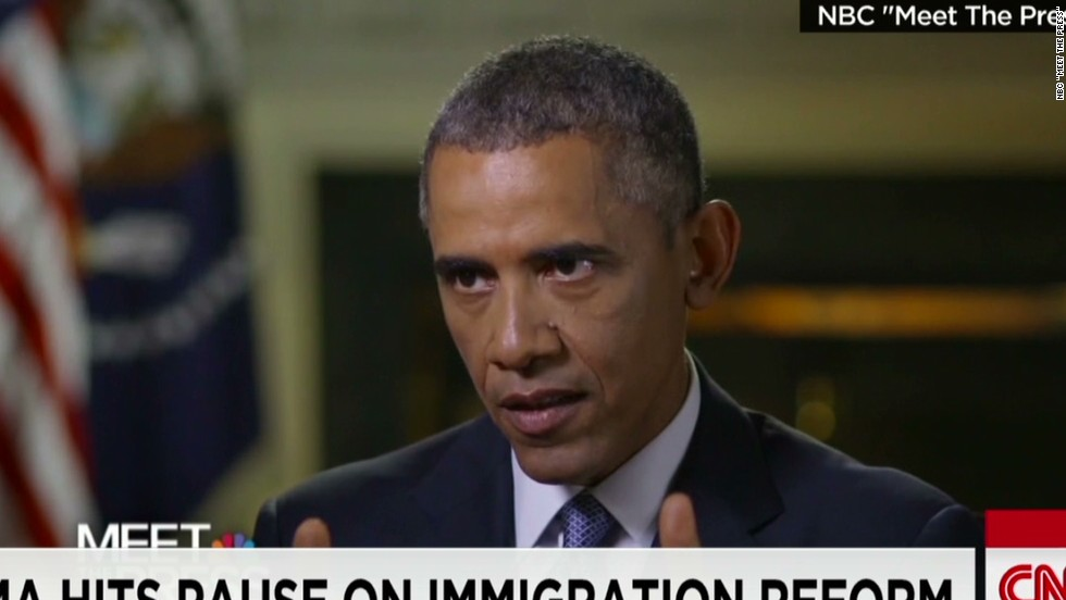 Obama: Waiting will make immigration executive action 'more sustainable'
