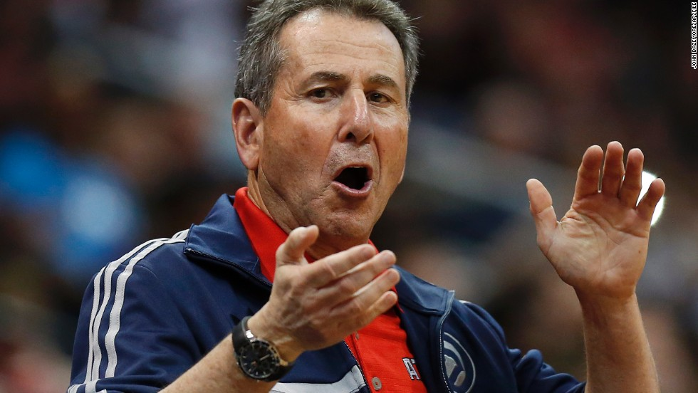 "Atlanta Hawks controlling owner<a href=""http://www.cnn.com/2014/09/07/us/atlanta-hawks-owner-bruce-levenson-racist-email/index.html?hpt=hp_t1""> Bruce Levenson</a> announced he will sell the team in light of an offensive  email he sent. Levenson is not the first sports team owner to face the consequences of his actions:"