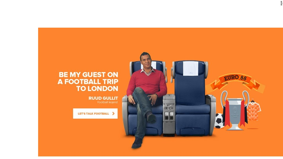 Dutch airline KLM launched Meet & Seat: an initiative encouraging fliers to check out fellow passengers' social media profiles before their flight so they have the best chance of being seated next to someone with shared interests.