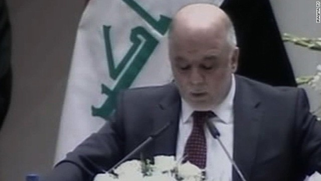 Iraqi parliament approves new government