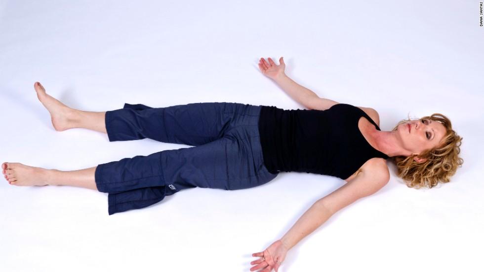 6 Ways To Straighten Out Smartphone Slump With Yoga Cnn
