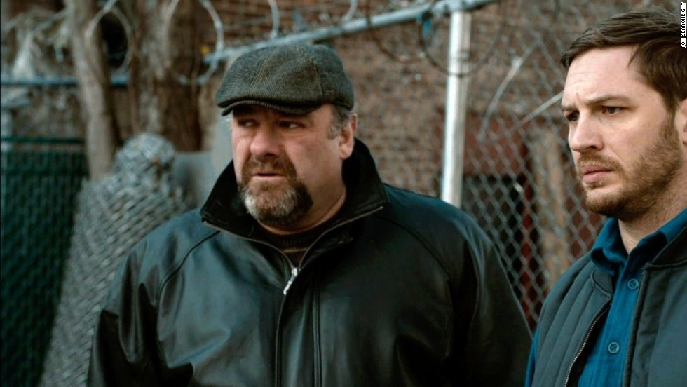 "<strong>""The Drop""</strong>: Based on a Dennis Lehane short story, this crime drama is one of the last opportunities to see James Gandolfini in action. The star, who passed away in 2013, portrays the owner of a bar where criminal activity is de rigeur. His cousin, Bob (Tom Hardy), serves as the lonely barkeep who gets caught up in a robbery gone wrong. (September 12)"