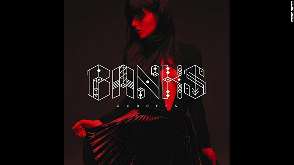 "<strong>Banks, ""Goddess""</strong>: Los Angeles singer Banks makes her long-awaited debut with an album that skews heavily toward minimalist R&B. ""I sing about falling in love, I sing about anger, I sing about fear, I sing about confidence, I sing about feeling sexy, I sing about feeling insecure,"" <a href=""http://www.out.com/entertainment/music/2014/09/08/making-goddess-meet-banks-la-siren-who-just-gave-you-her-heart"" target=""_blank"">Banks described to Out magazine</a> in September. ""I sing about every single thing, and every single thing makes me human and makes me beautiful and makes me a goddess."" (September 9)"