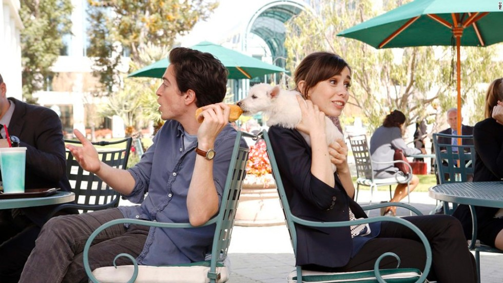 "<strong>""A to Z"" (NBC)</strong>: Still angry that ""How I Met Your Mother"" sent Cristin Milioti off so quickly? Get happy by indulging in the multitalent's new romantic comedy, which tells the story of one couple -- Andrew (Ben Feldman, a.k.a. Ginsberg from ""Mad Men"") and Zelda (Milioti) from beginning to end. (October 2)"