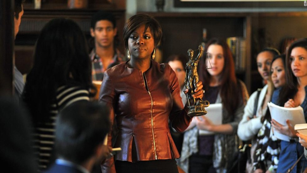 "<strong>""How to Get Away with Murder"" (ABC)</strong>: Shonda Rhimes already had a firm grip on ABC's Thursday nights, but she now has another potential hit to add to the list. Viola Davis plays a beguiling but elusive criminal defense professor who leads a group of law students into territory they weren't expecting. (September 25)"