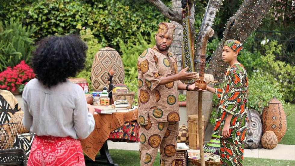 "<strong>""Black-ish"" (ABC)</strong>: Anthony Anderson stars in this comedy as a family man trying to help his brood maintain its cultural identity in the suburbs. The cast also includes Tracee Ellis Ross and Laurence Fishburne. (September 24)"