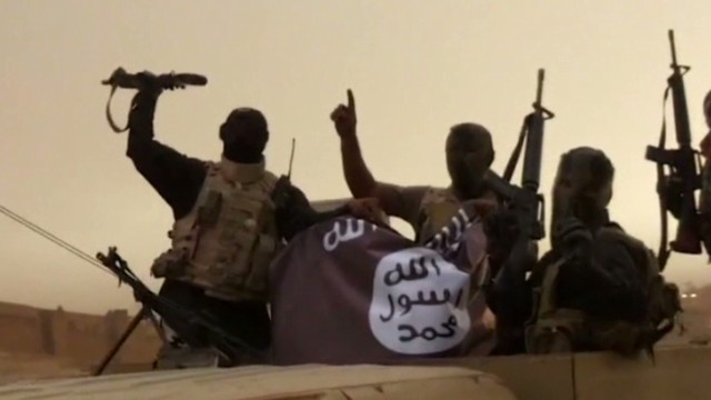 Are Sunnis the key to stopping ISIS?