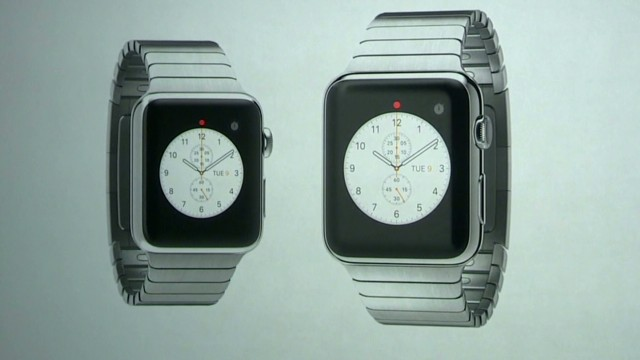 See the new Apple Watch in 60 seconds