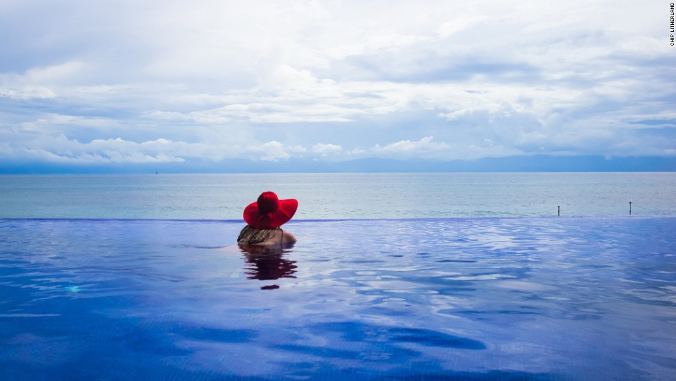 Attractions on Leica excursions with Exclusive Resorts include private infinity-edge pools and hot tubs.