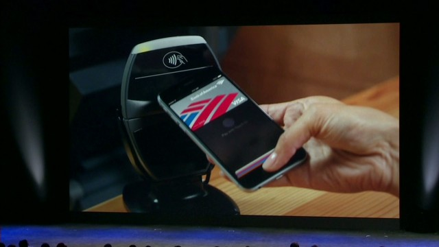 Apple Pay turns iPhone into credit card