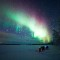 photo vacation-northern lights