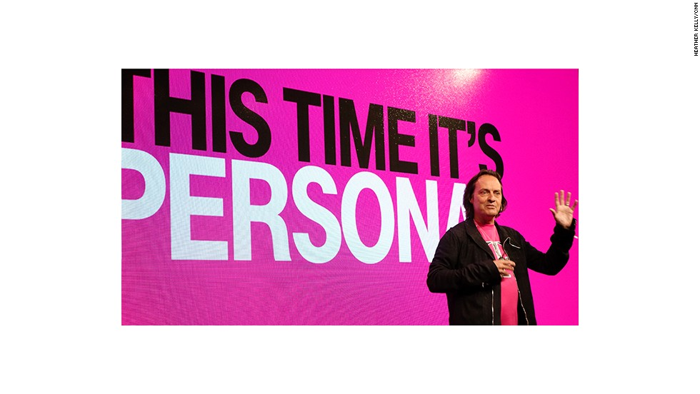 T-Mobile offers free cell spots to all customers