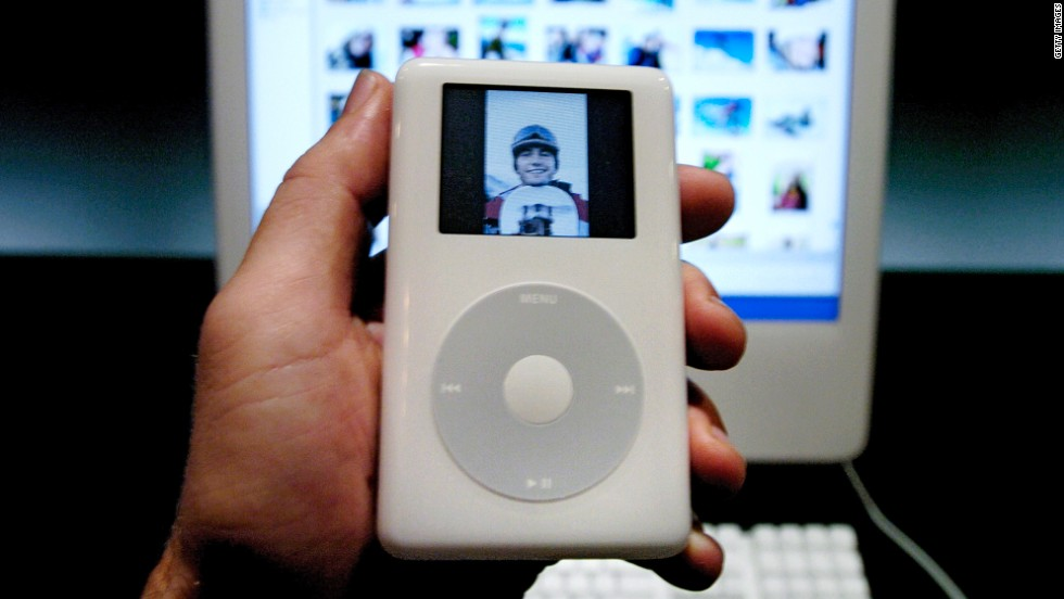 Later in 2004, Apple also offered the iPod Photo, which, in addition to adding multiple colors to the original iPod design, could hold 25,000 photos. It would later be reintegrated into the iPod line as advances in mobile tech made its novelty less ... novel.