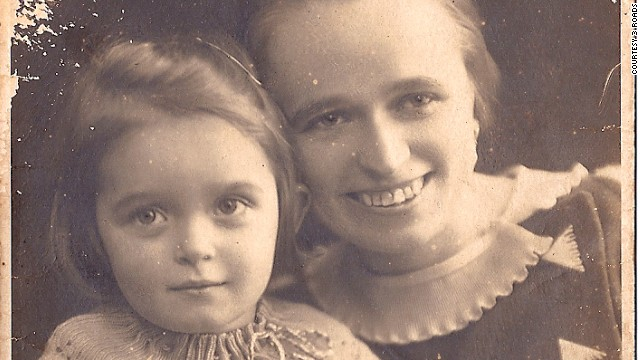 Ursula and Martha Miodowski fled the Nazis through the Philiippines in 1939. Martha's husband was Jewish, which meant that her daughter's life was also in danger.