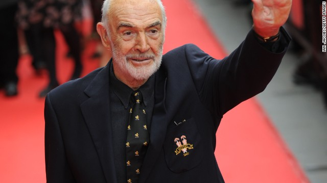 EDINBURGH, UNITED KINGDOM - JUNE 16: Sir Sean Connery attends the opening film of The Edinburgh Film Festival: The Illusionist on June 16, 2010 in Edinburgh, Scotland. (Photo by Ian Jacobs/Getty Images)
