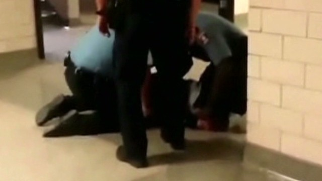 dnt cops tackle high school girl over cell phone_00000807.jpg