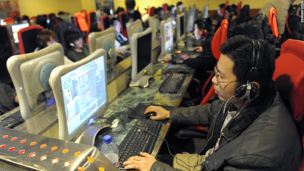 Online gaming in China is a ubiquitous social phenomenon. Many online applications now incorporate games as part of their packages.