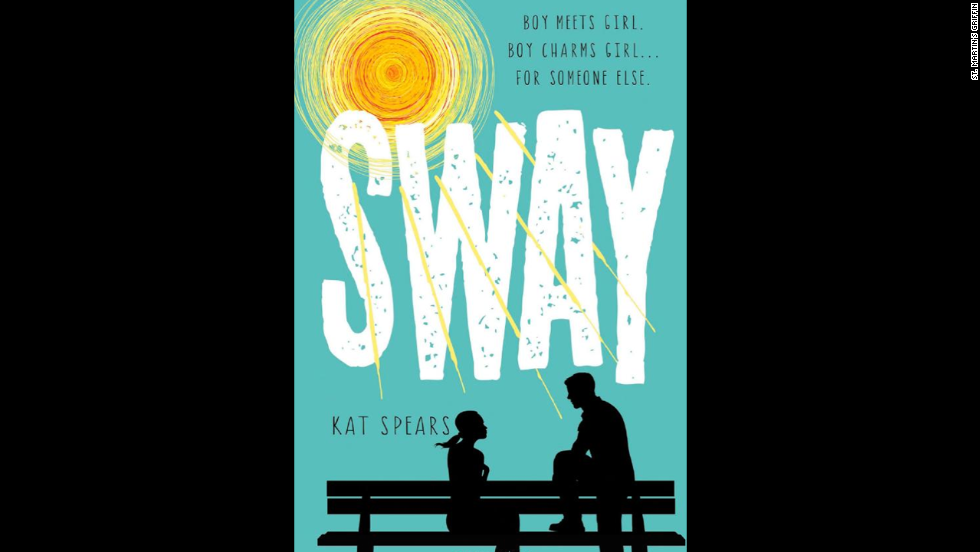 "The classic tale of Cyrano de Bergerac gets a new twist in Kat Spears' ""Sway."" Jesse, known as ""Sway,"" can get you anything you want for the right price or a favor. While trying to help a bully get a date with nice girl, Jesse finds himself falling for her. Kirkus Reviews calls it ""a compelling debut told with swagger and real depth."""