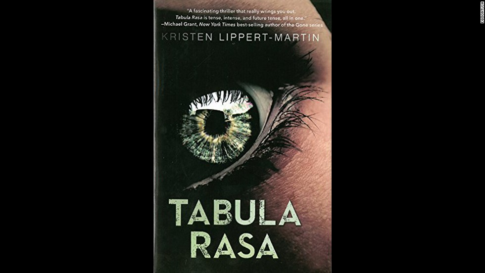 "Kristen Lippert-Martin's debut novel, ""Tabula Rasa,"" has been described as ""The Bourne Identity"" meets ""Divergent."" Sarah has the chance to undergo a new procedure that will give her troubled memory a blank slate. But her surgery is interrupted by a team of soldiers and Pierce, a teen computer hacker, giving Sarah a chance to figure out her past and her future at the same time. Publishers Weekly says ""both Sarah and Pierce are layered and appealing characters."""