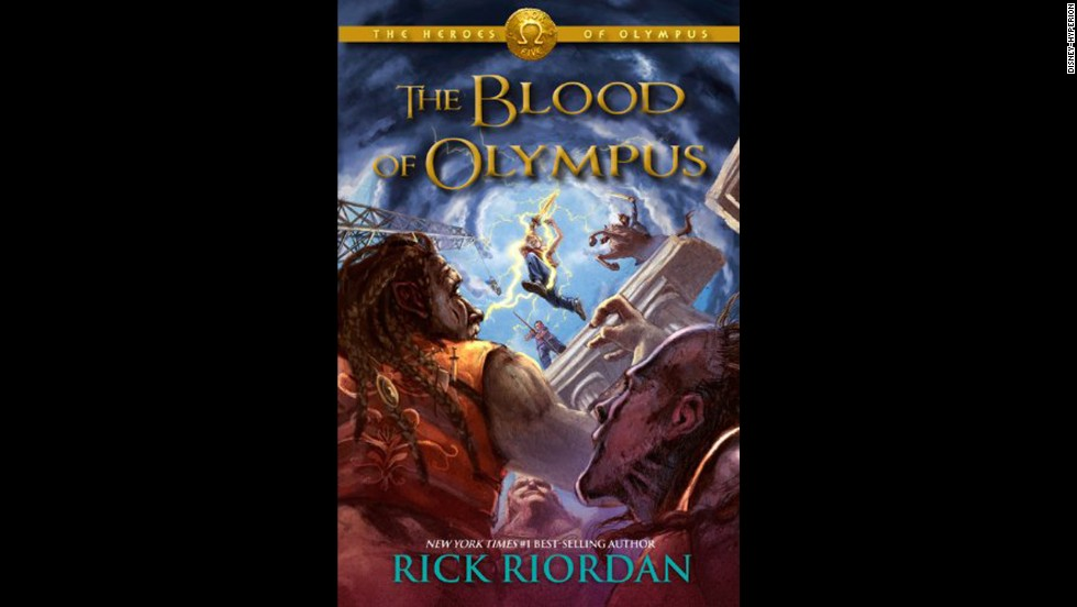 "Rick Riordan's ""The Heroes of Olympus"" series concludes with ""The Blood of Olympus."" Percy Jackson and his band of young demigod friends will fight with giants to protect the world in this exciting final installment. No advance praise was available, but fans are eagerly anticipating the book's release."