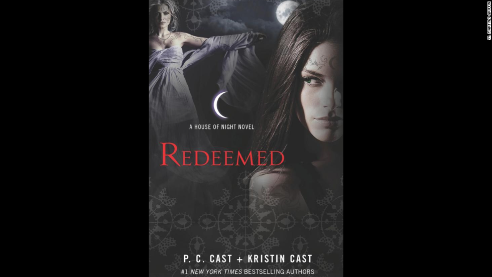 "Mother-daughter writing duo P.C. and Kristin Cast deliver the final installment in their bestselling ""House of Night"" series with ""Redeemed."" The vampire series comes to a close in a classic battle of light versus dark to determine who is redeemed and who is lost forever. The main character ""Zoey's strength comes from her difference—a theme that has been consistent throughout the series,"" according to Kirkus Reviews."