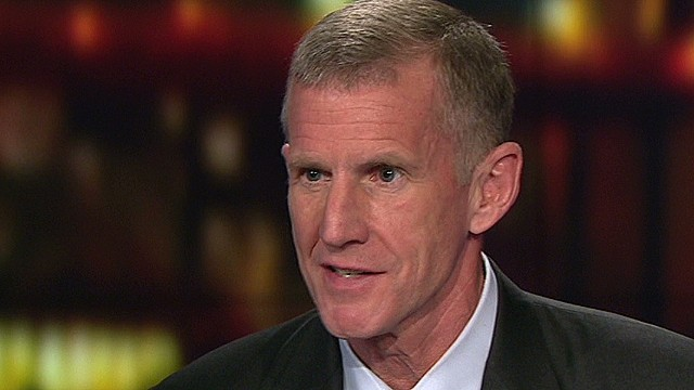 McChrystal: Shared blame for ISIS war