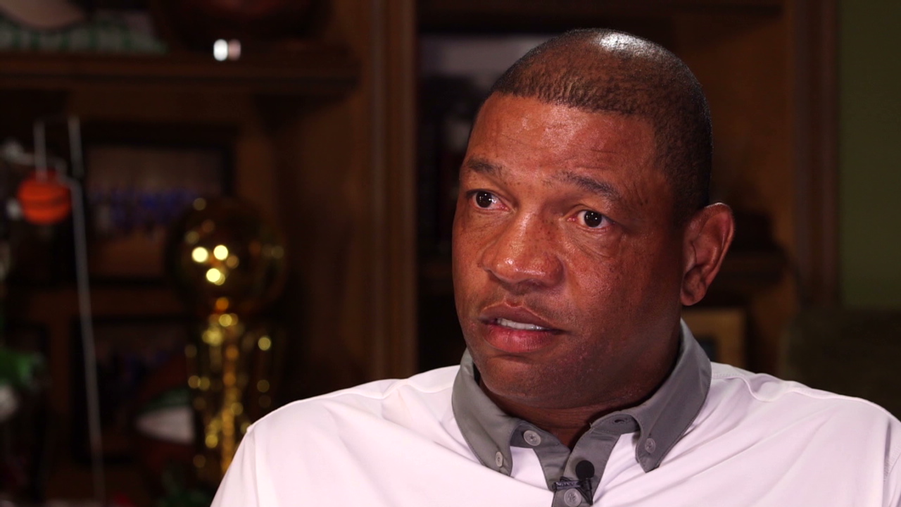 Doc Rivers In the Eye of the Storm CNN Video
