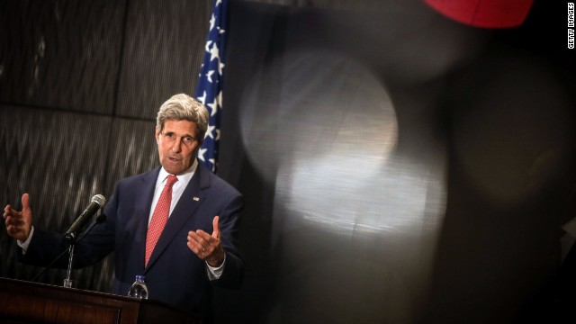 Kerry: Countries prepared to fight ISIS