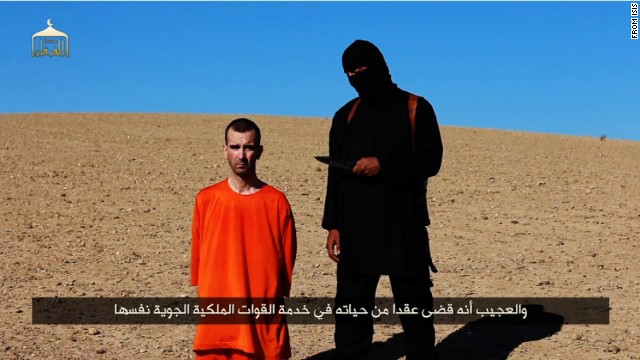 ISIS addresses Britain in execution video