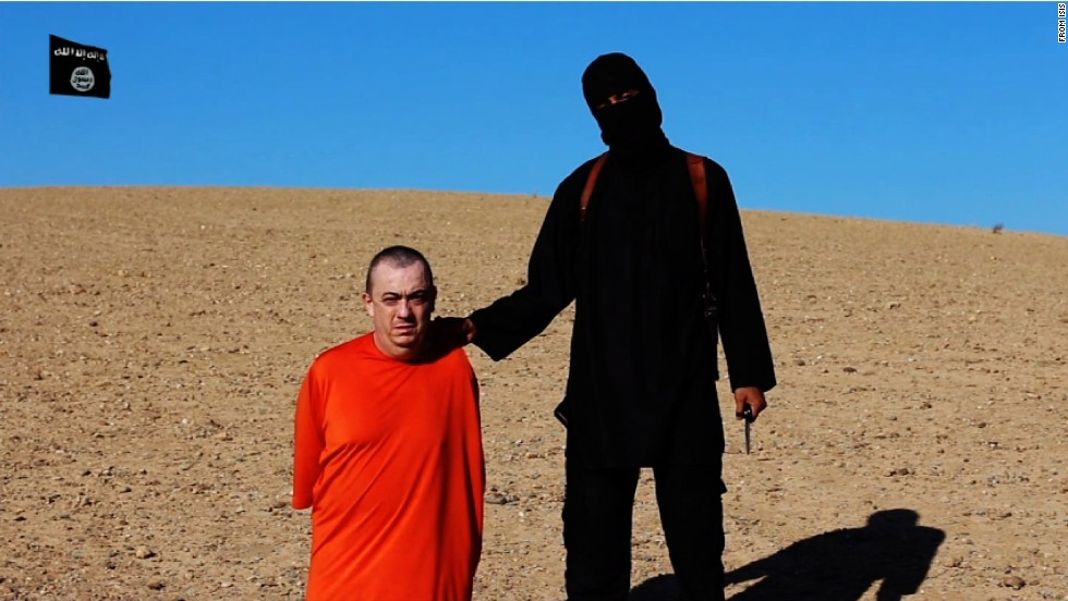 ISIS executes British aid worker David Haines; Cameron vows justice
