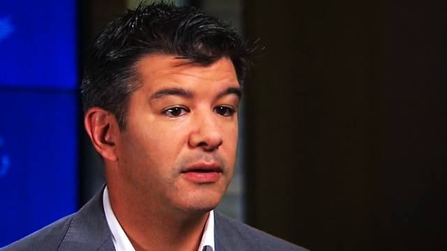 Uber CEO: I need to 'grow up'