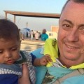 Alan Henning refugee camp