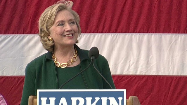 Hillary: 'I am thinking about it'
