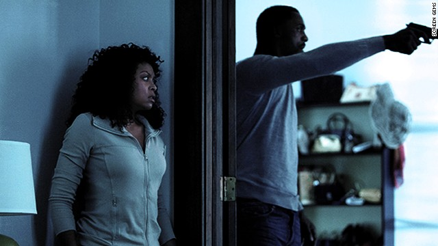 "Taraji P. Henson and Idris Elba star in this week's No. 1 movie, ""No Good Deed."""