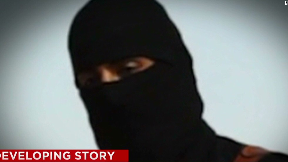 FBI: U.S. thinks it knows ISIS militant in Foley beheading video