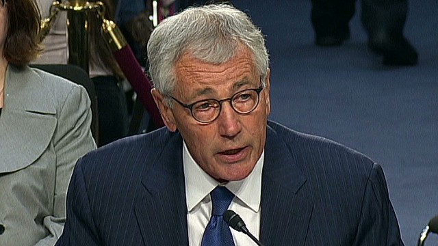 Hagel: We need all resources against ISIS