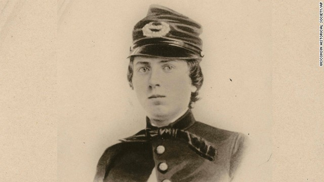 Civil War hero receives Medal of Honor