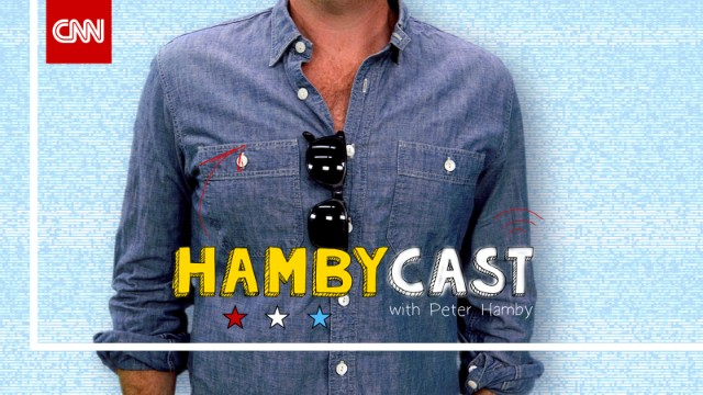 'Hambycast' goes behind grill in Iowa