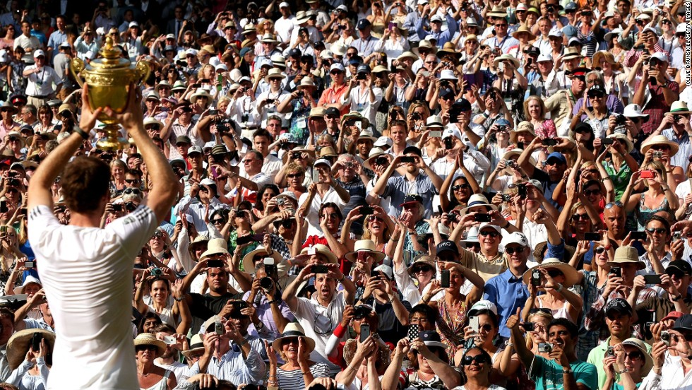 "Should Scotland vote for independence, a legion of British tennis fans will look back on Andy Murray's 2013 Wimbledon title with even greater fondness. The Scot secured Britain's first Wimbledon title in the men's singles for 77 years when beating Novak Djokovic -- but will  ""YES"" vote mean Britain has not produced a male grand slam winner since Fred Perry in 1936?"