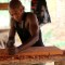 African Wildlife foundation ilima congo school construction carpenters