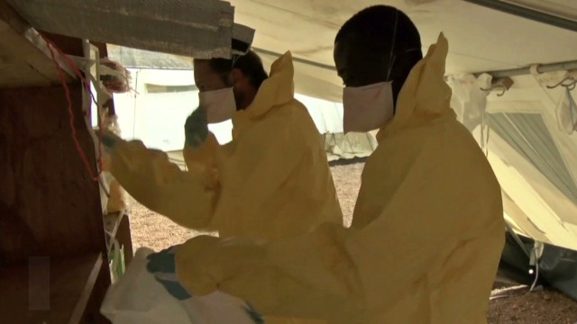 Ebola survivor blood on black market